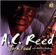 Junk Food - CD Audio di A.C. Reed