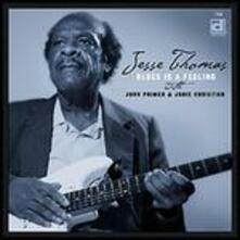 Blues Is a Feeling - CD Audio di Jesse Thomas