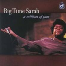 A Million of You - CD Audio di Big Time Sarah