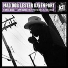 I Smell a Rat - CD Audio di Lester Davenport