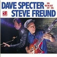 Is What It Is - CD Audio di Dave Specter