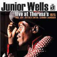 Live at Theresa's '75 - CD Audio di Junior Wells