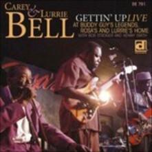 Gettin' Up Live - CD Audio di Carey Bell,Lurrie Bell