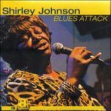 Blues Attack - CD Audio di Shirley Johnson