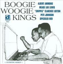 Boogie Woogie Kings - CD Audio di Meade Lux Lewis,Albert Ammons,Pete Johnson