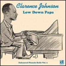 Low Down Papa - CD Audio di Clarence Johnson