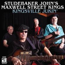 Kingsville Junkin' - CD Audio di Studebaker John