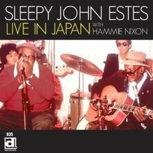 Live in Japan - CD Audio di Sleepy John Estes