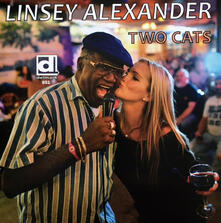 Two Cats - CD Audio di Linsey Alexander