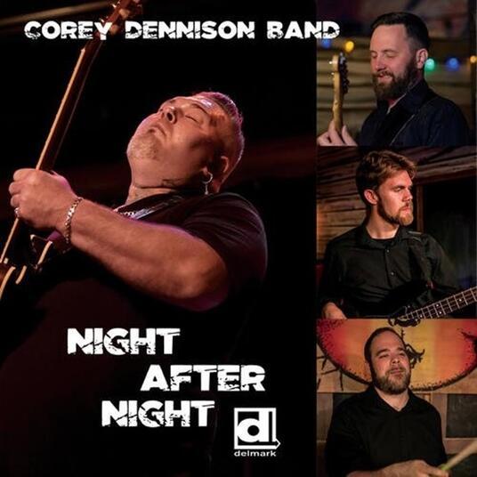 Night After Night - Vinile LP di Corey Dennison (Band)