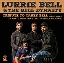 Tribute to Carey Bell - CD Audio di Lurrie Bell
