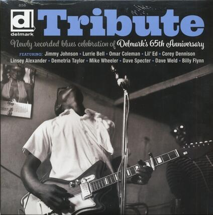 Tribute. Delmark's 65th Anniversary - Vinile LP