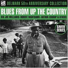 Blues from Up the Country - CD Audio