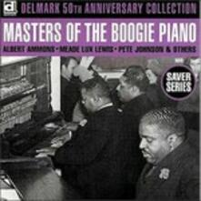 Masters of Boogie Piano - CD Audio di Meade Lux Lewis,Albert Ammons,Pete Johnson