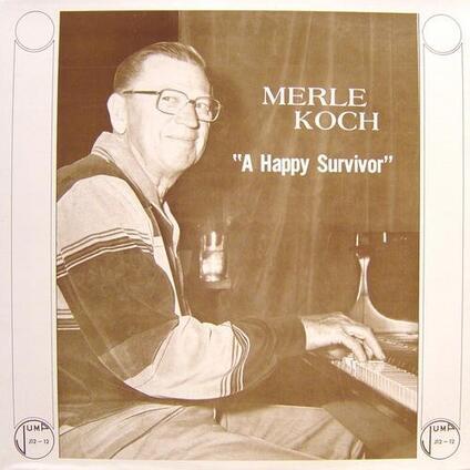 A Happy Survivor - Vinile LP di Merle Koch