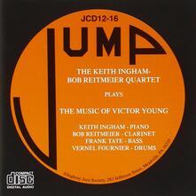 The Keith Ingham - Bob Reitmeier Quartet - CD Audio di Keith Ingham,Bob Reitmeier
