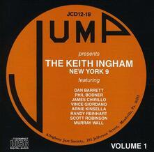NY 9 - CD Audio di Keith Ingham
