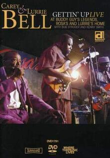 Carey & Lurrie Bell. Gettin' Up Live (DVD) - DVD