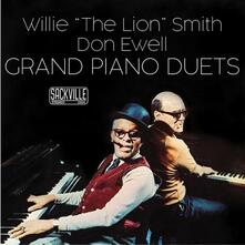 Grand Piano - CD Audio di Willie Smith