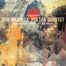 Stellar Pulsation - Vinile LP di Rob Mazurek