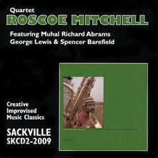 Live In 'A Space' 1975 - CD Audio di Roscoe Mitchell