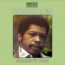 Richard's Tune - CD Audio di Don Pullen