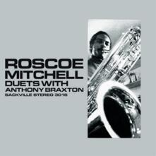 Duets with Anthony - CD Audio di Roscoe Mitchell