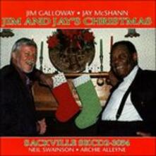 Jim and Jay's Christmas - CD Audio di Jim Galloway,Jay McShann