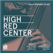 High Red Center - CD Audio di Jason Roebke