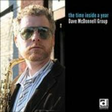 The Time Inside a Year - CD Audio di Dave McDonnell