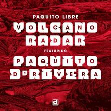 Paquito Libre - CD Audio di Volcano Radar