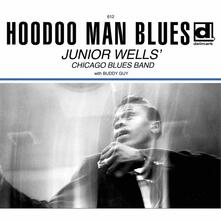 Hoodoo Man Blues (with Buddy Guy) - CD Audio di Junior Wells