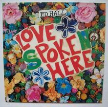 Love Poke Here - Vinile LP di Ed Hall