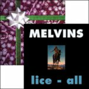 Vinile Eggnog - Lice All Melvins