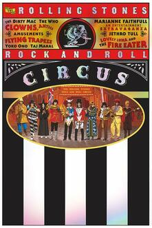 Rock and Roll Circus (DVD) - DVD
