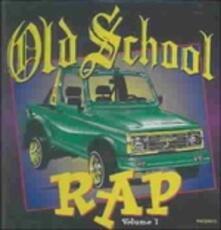 Old School Rap vol.1 - CD Audio