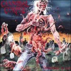 Vinile Eaten Back to Life Cannibal Corpse