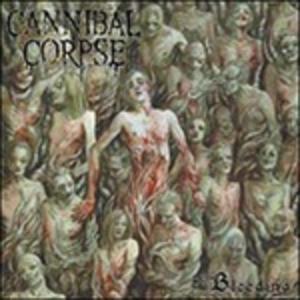 Vinile Bleeding Cannibal Corpse