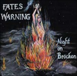 Vinile Night on Brocken Fates Warning