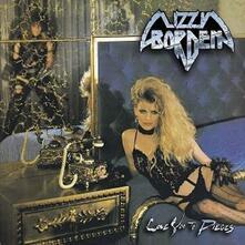 Love you to Pieces - CD Audio di Lizzy Borden