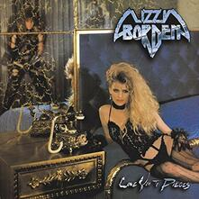 Love You to Pieces (Bronze Vinyl Numbered Limited Edition) - Vinile LP di Lizzy Borden