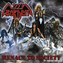Menace to Society - Vinile LP di Lizzy Borden