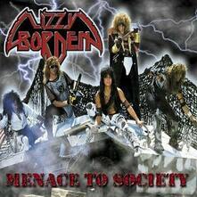 Menace to Society - CD Audio di Lizzy Borden