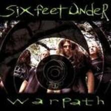 Warpath - Vinile LP di Six Feet Under