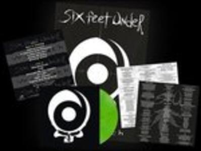 Warpath - Vinile LP di Six Feet Under