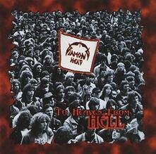 To Heaven from Hell - CD Audio di Diamond Head