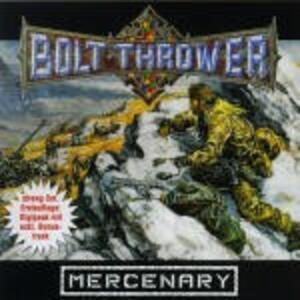Mercenary - Vinile LP di Bolt Thrower