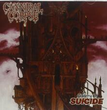 Gallery of Suicide - CD Audio di Cannibal Corpse