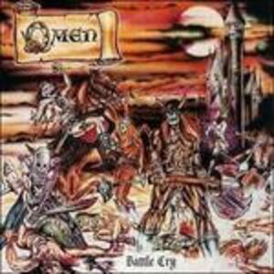 Battle Cry - Vinile LP di Omen