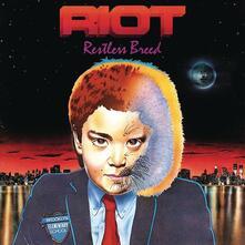 Restless Breed - CD Audio di Riot